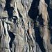 Detail der 1000 Meter hohen Granitwand des El Capitans