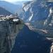 Aussichtskanzel weit über dem Yosemite Valley