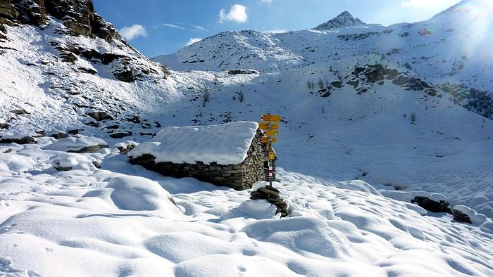 Alpe di Trescolmen 2020mt