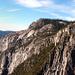 (Fast) Frei schwebend irgendwo über dem Yosemite Nationalpark (Foto: D. F.)