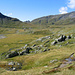 Greina-Ebene: Blick nach Süden gegen Alpe di Motterascio