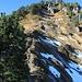 Der alpin angehauchte Aufstieg über den Ostgrat zum Roggenstock.