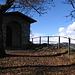 La cappella del Monte Caslano.