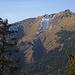 Die Krinnenspitze;  von Süden eine zahme Wanderung