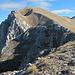dalla Croce di monte Bove,uno sguardo sul monte Bove nord..