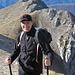 lungo la salita al monte Bove nord...alle spalle la Croce di monte Bove