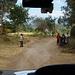Straße von der Meru Simba Lodge zum Arusha Nationalpark