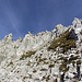 Gipfelkreuz der Hinteren Goinger Halt