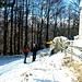 Corte Nuovo Q1148, il sentiero ufficale sale a sinistra della foto (lo abbiamo fatto in discesa), salendo siamo arrivati da destra (da N)