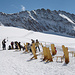 """Gletscher-Lounge"" am Jungfraujoch"