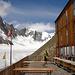 Finsteraarhornhütte - 3048 m.