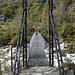 Hängebrücke bei Gerra