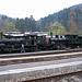 Es wird Dampf gemacht: Lokomotiven des Dampfbahnvereins DVZO in Bauma