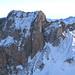 Gewaltig: Westwand des Sächsmoor