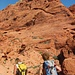 roter Sandstein in den Red Rocks