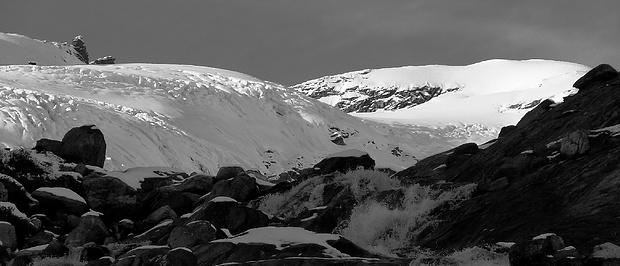Gletscherpanorama im Maurertal