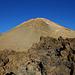 Teide Gipfel