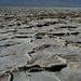 Salzkruste 80 Meter unter dem Meeresspiegel