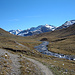 Blick zum Pass la Stretta