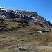 Passhöhe und Grenze zu Italien bzw. zum Zollgebiet Livigno