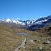 unbekannte Livigno-Berge
