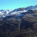 Panorama vom Pass la Stretta