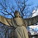 Christusstatue am Meggenhorn