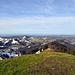 schöner Ausblick ins Mittelland