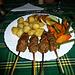 Essen in der Meru Simba Lodge war immer sehr gut!
