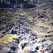 Aufstieg durch weite Lavafelder - aber immer auf guten Wegen