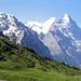 Grosse Scheidegg: Eiger