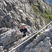 Abstieg über den Westgrad