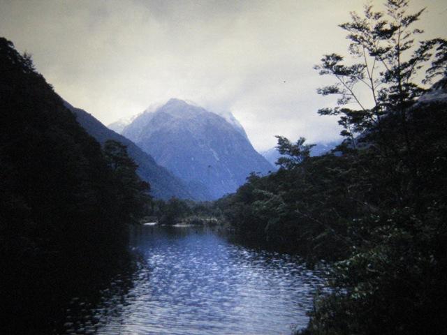 Langsames Eindringen in die unberührte Natur des [hikr.org]